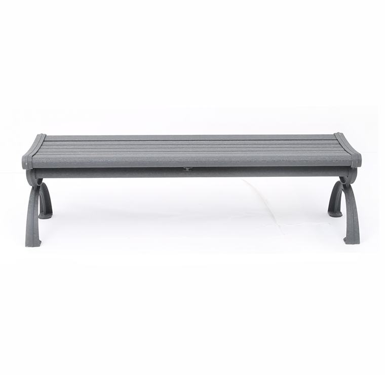 Recycled Plastic Backless Bench Cab 820b Canaan