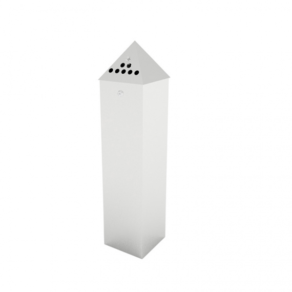 Outdoor Ashtrays Amp Commercial Cigarette Receptacles Canaan