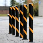 safety posts bollards