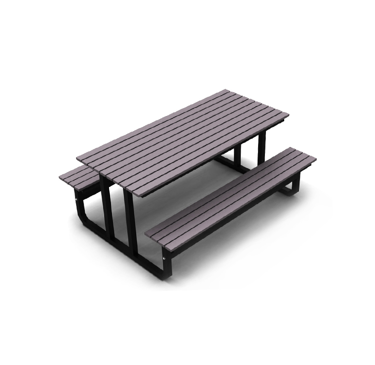 Traditional Picnic Table Cat 030 Canaan