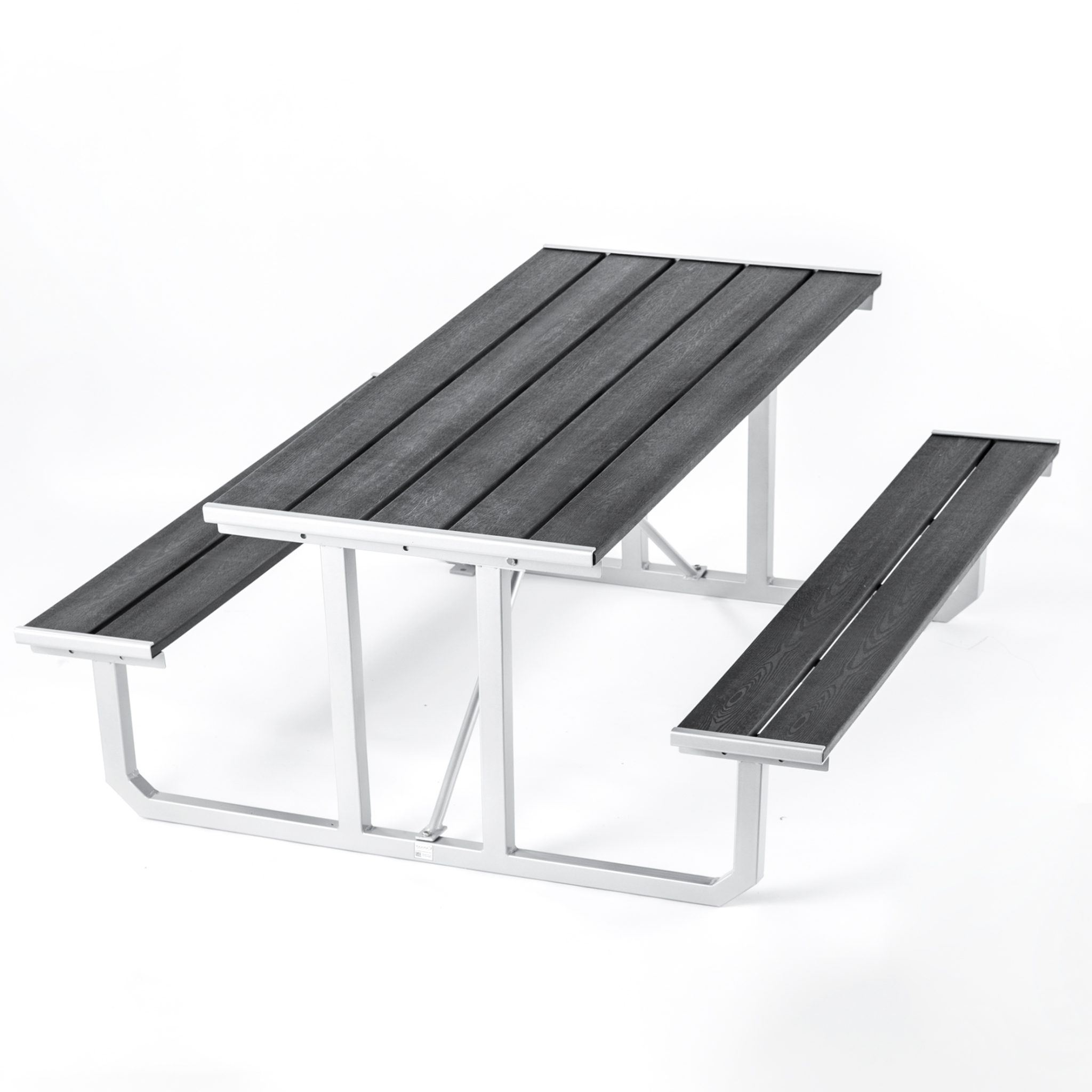 wood composite picnic bench