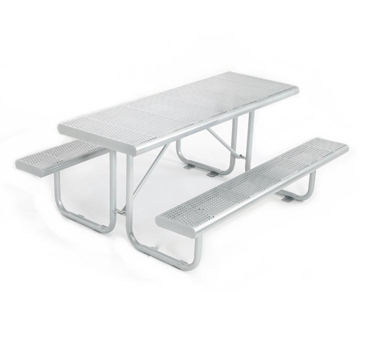 Heavy Duty Metal Picnic Table Cat 035 Canaan