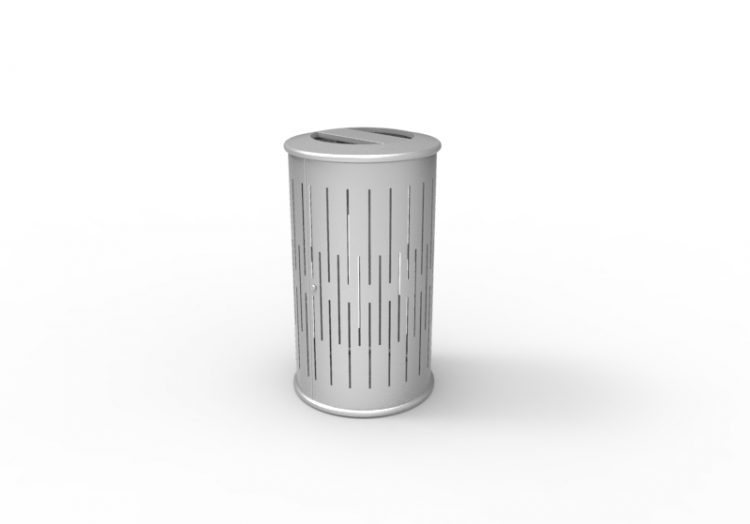 commercial waste bin trash can